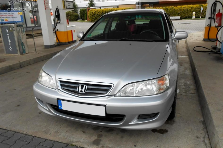 Honda Accord 1.8 2002r LPG