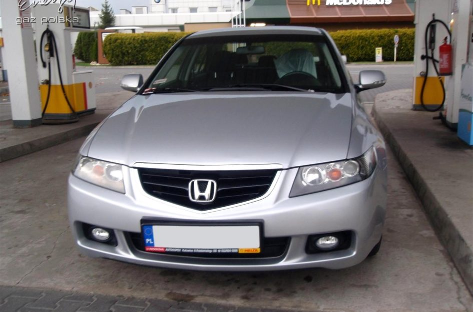 Honda Accord 2.0 2003r LPG