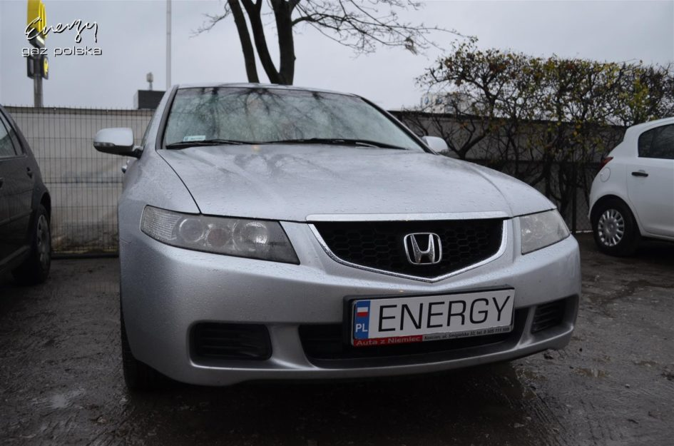 Honda Accord 2.0 2004r LPG