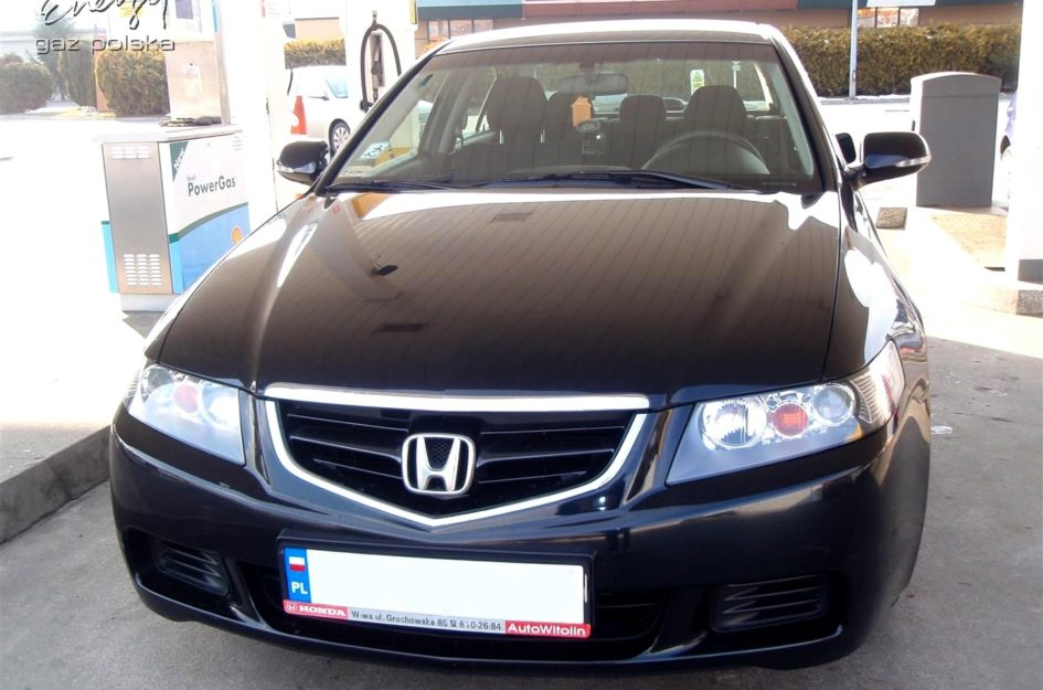 Honda Accord 2.0 2005r LPG