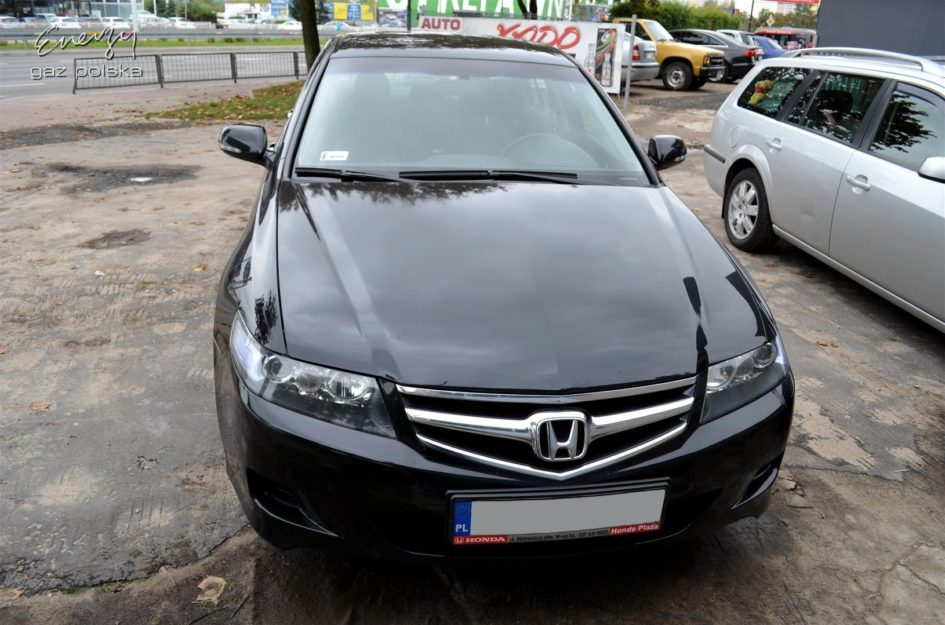 Honda Accord 2.0 2006r LPG