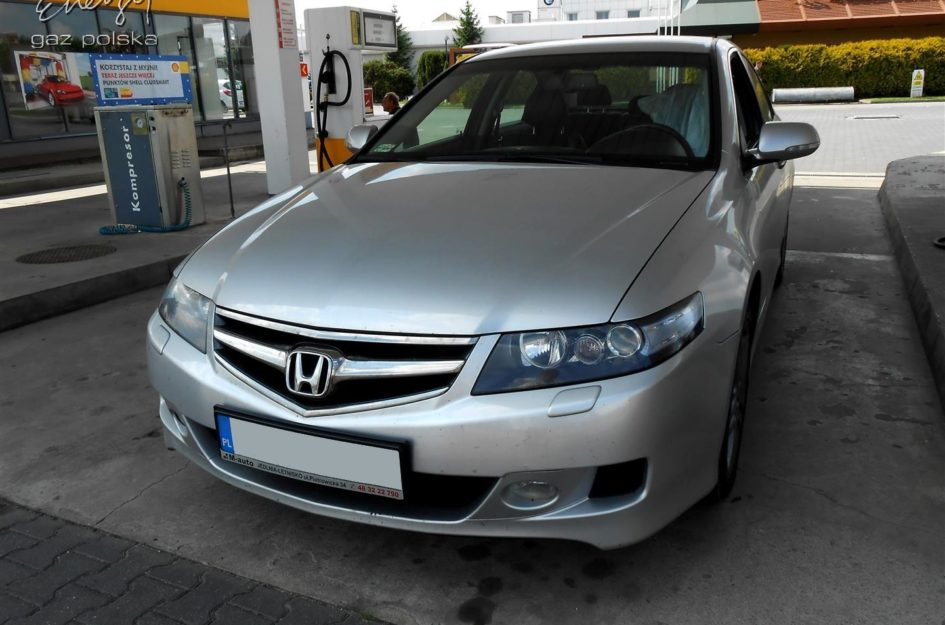 Honda Accord 2.0 2007r LPG