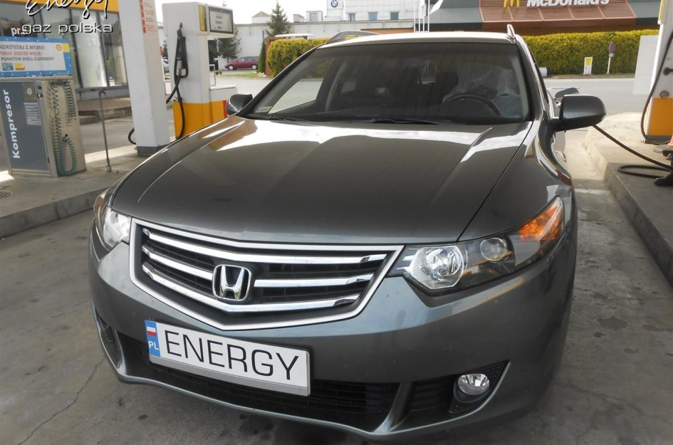 Honda Accord 2.0 2009r LPG