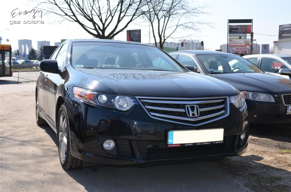 Honda Accord 2.0 2011r LPG