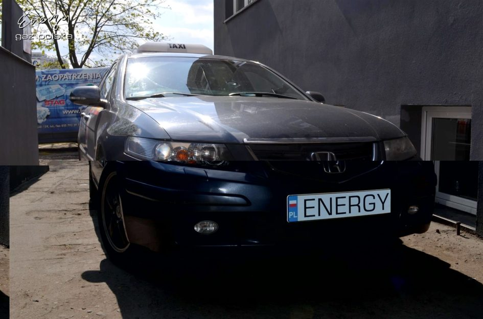Honda Accord 2.4 2003r LPG