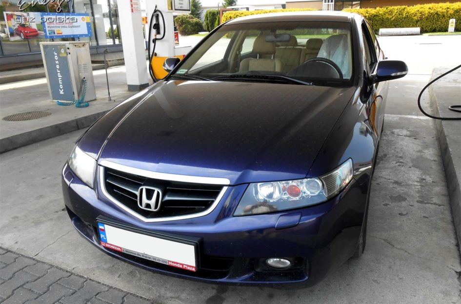 Honda Accord 2.4 2004r LPG