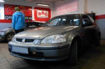 Honda Civic 1.4 1998r LPG