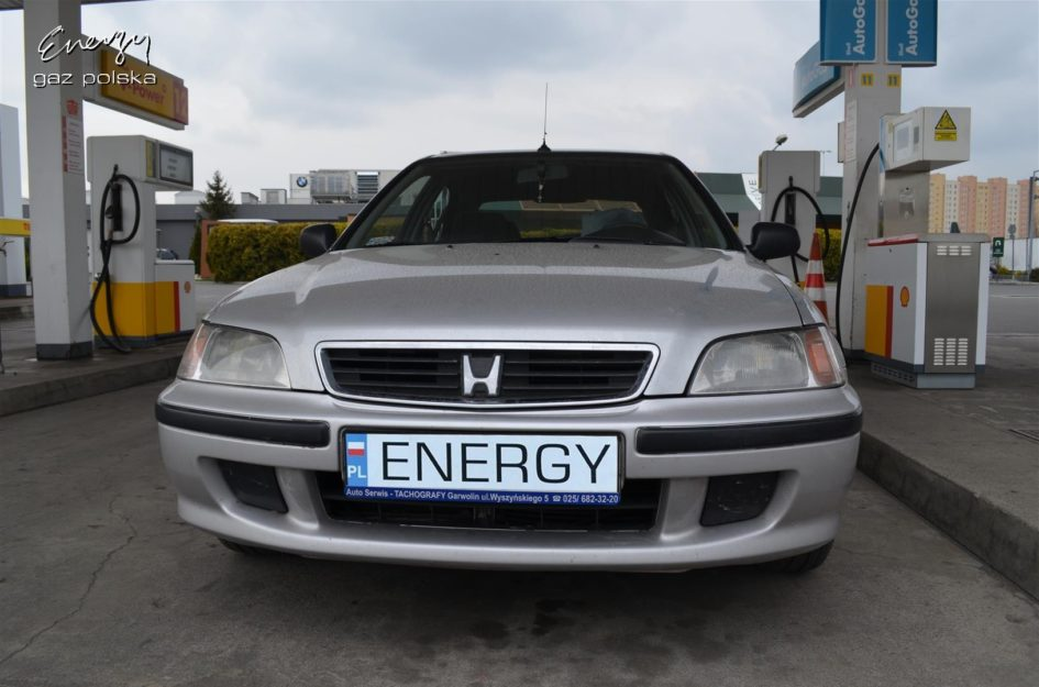 Honda Civic 1.4 1999r LPG
