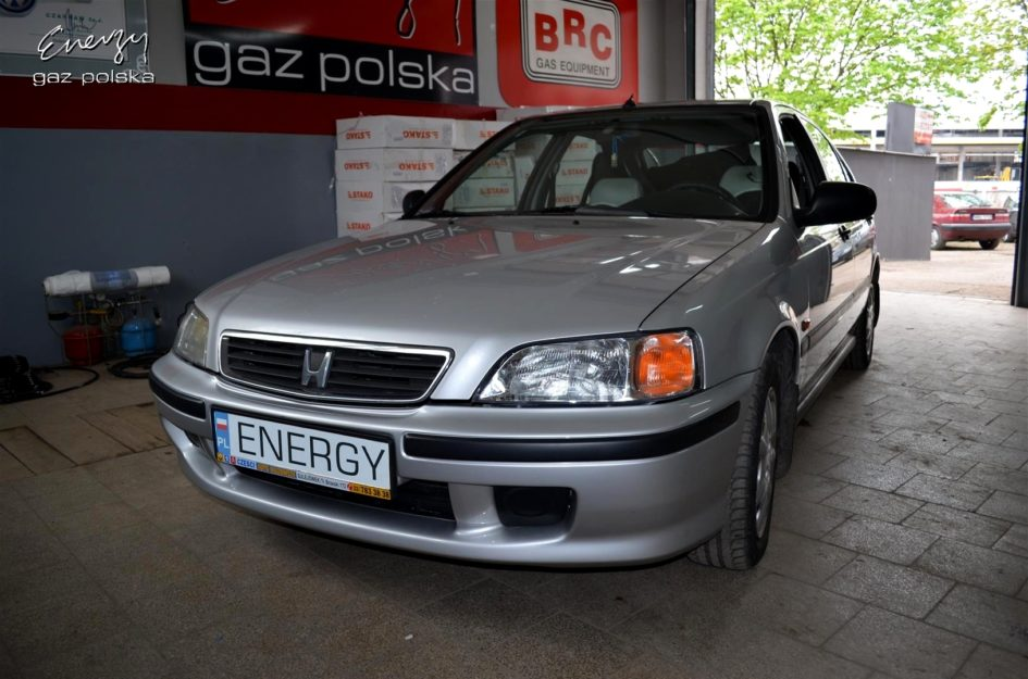 Honda Civic 1.4 2000r LPG