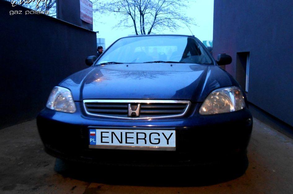 Honda Civic 1.4 2000r LPG