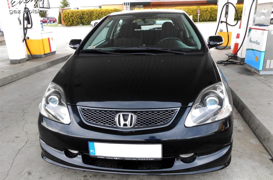 Honda Civic 1.4 2005r LPG