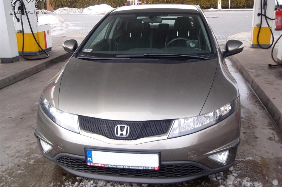 Honda Civic 1.4 2007r LPG