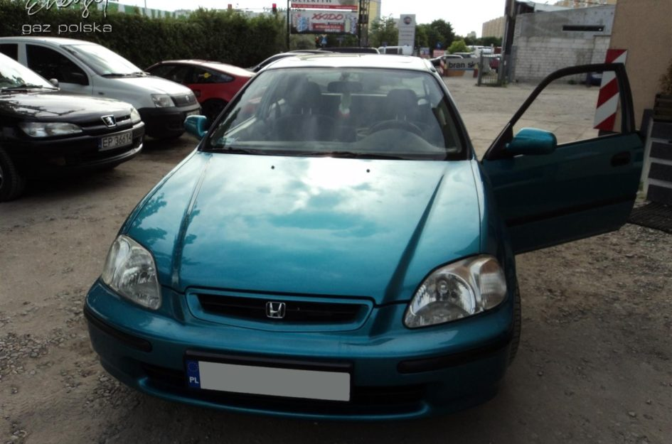 Honda Civic 1.5 1997r LPG