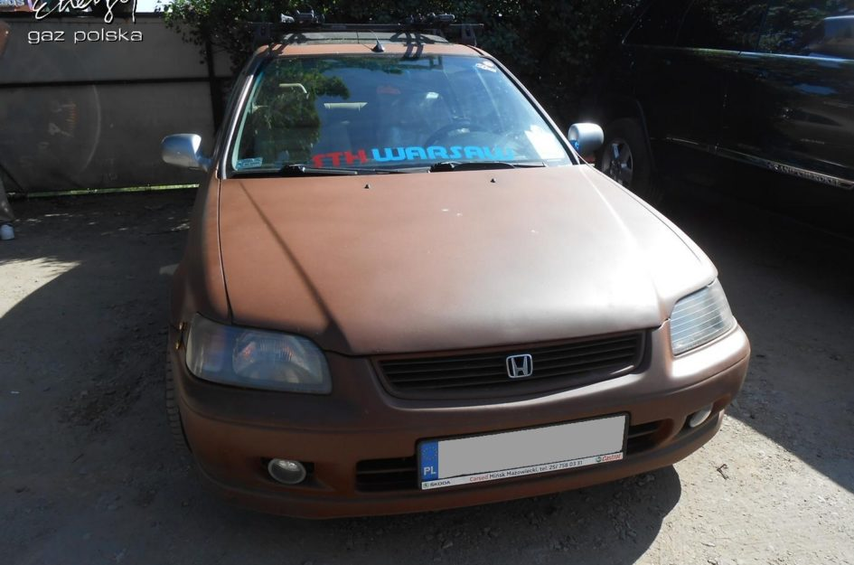 Honda Civic 1.6 1995r LPG
