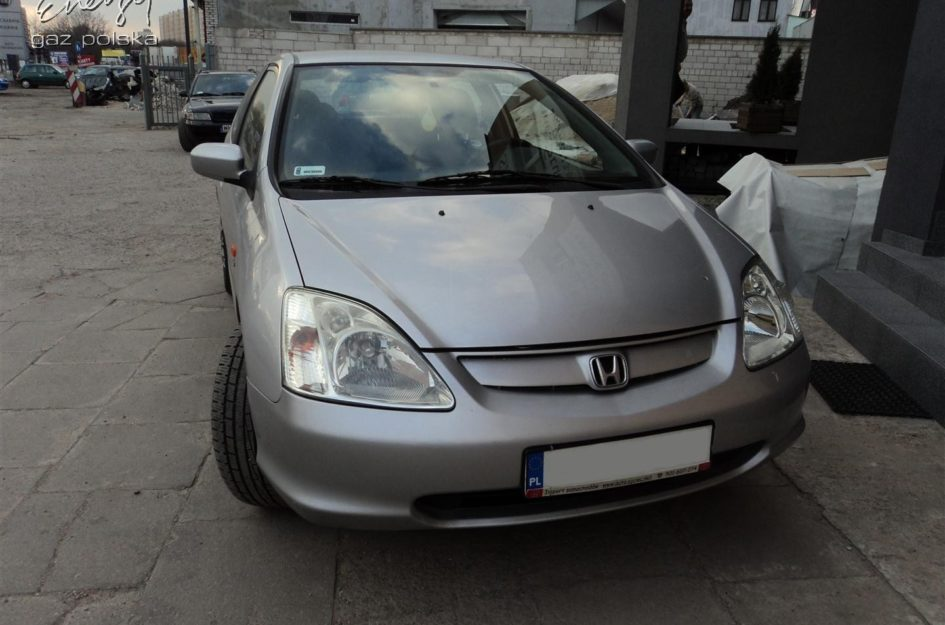 Honda Civic 1.6 2002r LPG