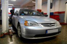Honda Civic 1.7 2002r LPG