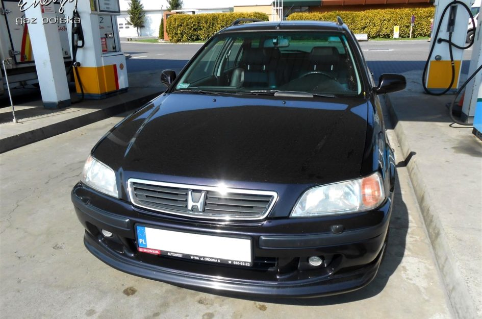 Honda Civic 1.8 1999r LPG