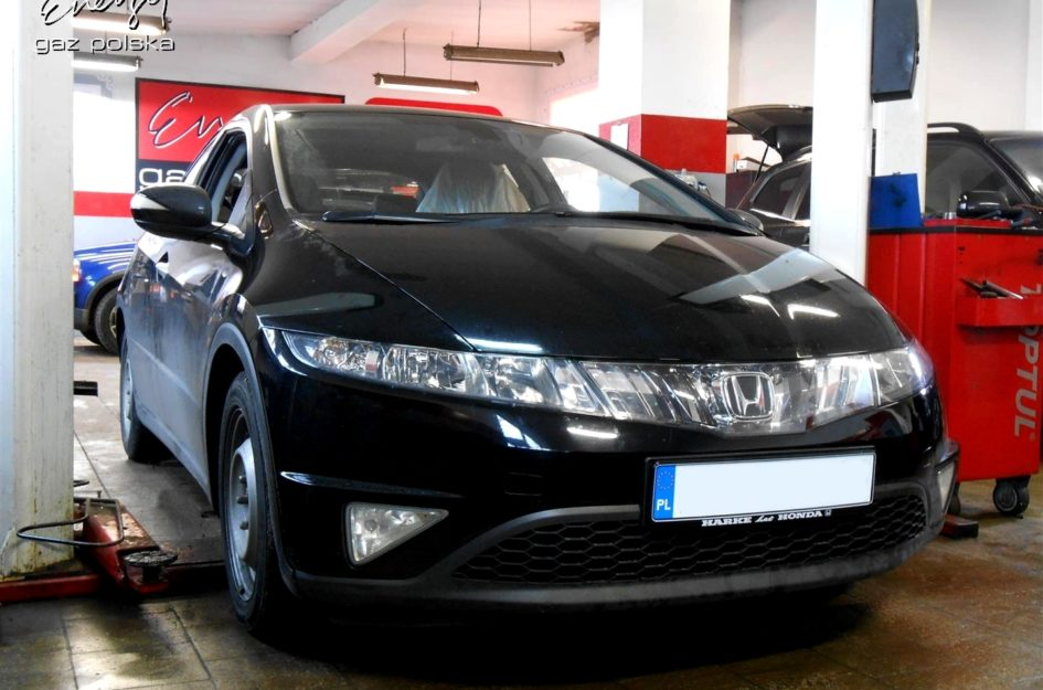Honda Civic 1.8 2007r LPG