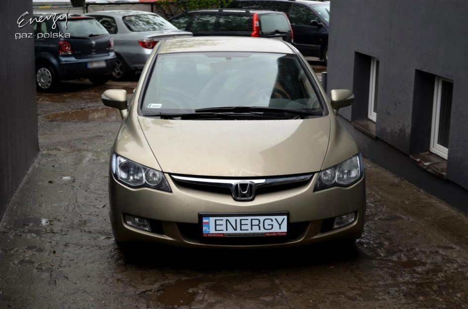 Honda Civic 1.8 2008r LPG