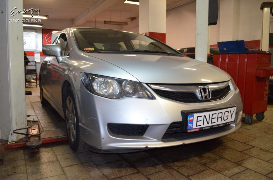 Honda Civic 1.8 2009r LPG