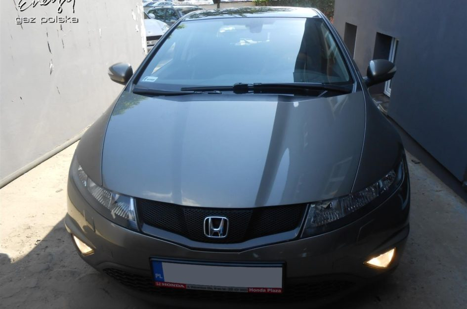 Honda Civic 1.8 2010r LPG