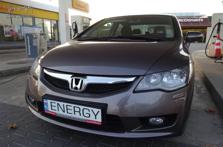 Honda Civic 1.8 2011r LPG