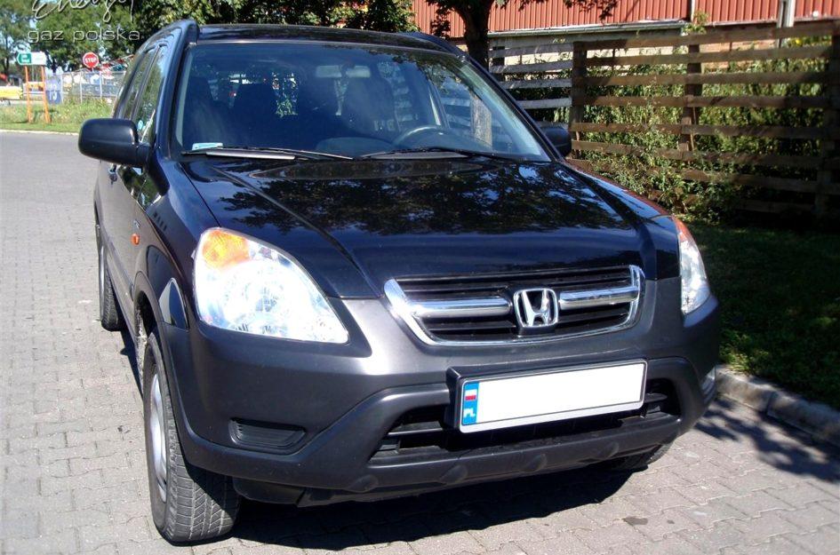 Honda CRV 2.0 2003r LPG