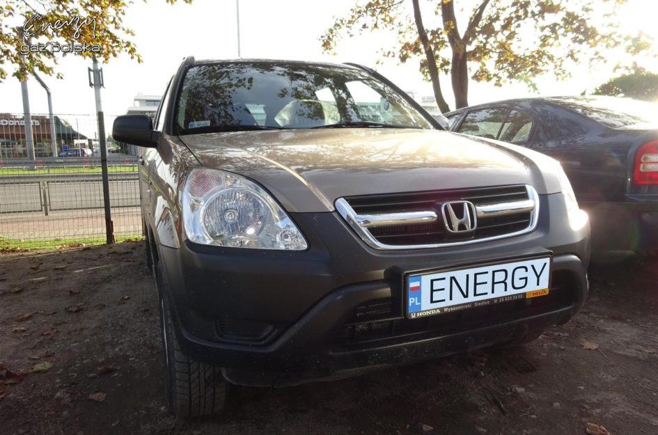 Honda CR-V 2.0 2004r LPG