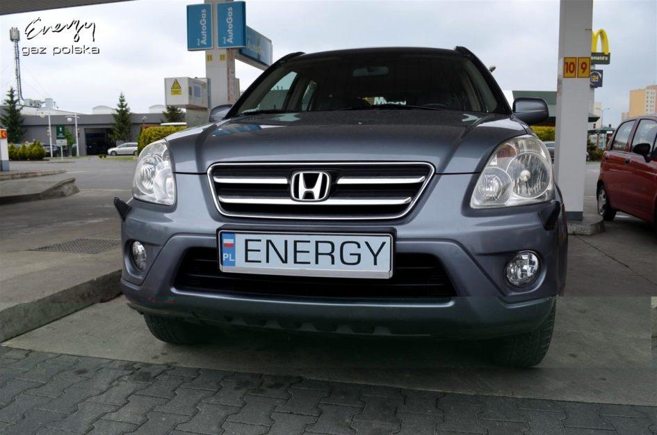 Honda CR-V 2.0 2005r LPG