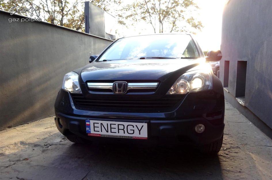 Honda CR-V 2.0 2007r LPG