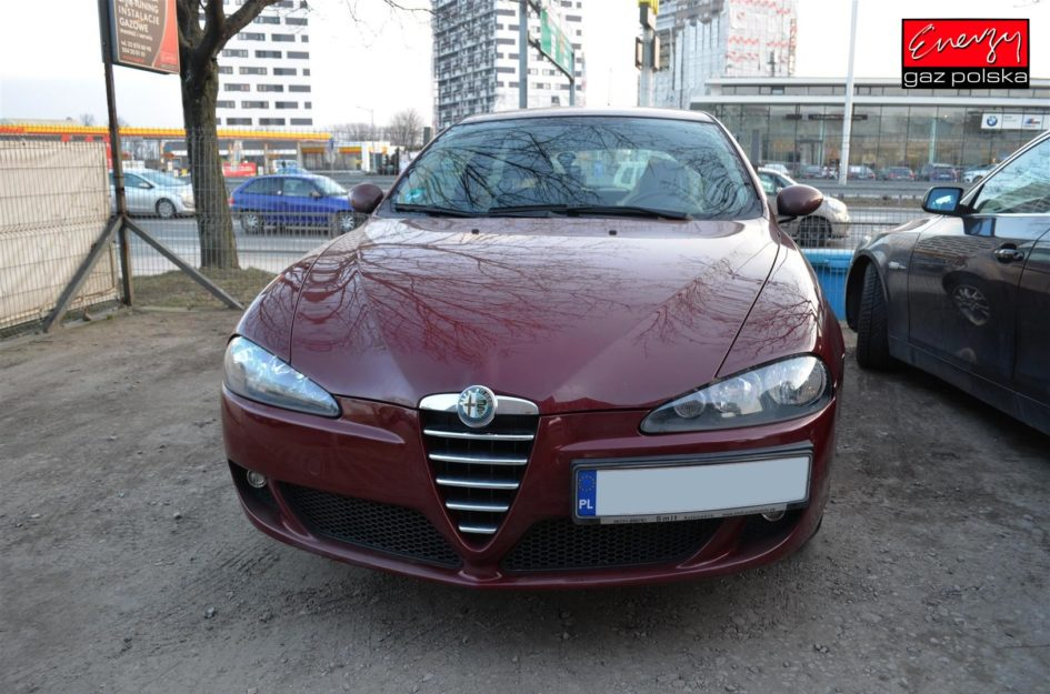 ALFA ROMEO 147 1.6 105KM 2005R LPG