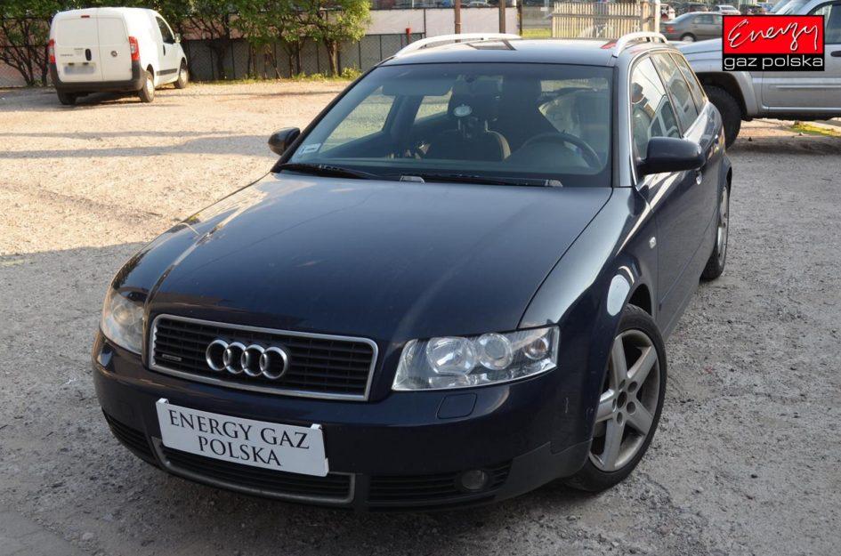 AUDI A4 1.8T 150KM 2002R LPG