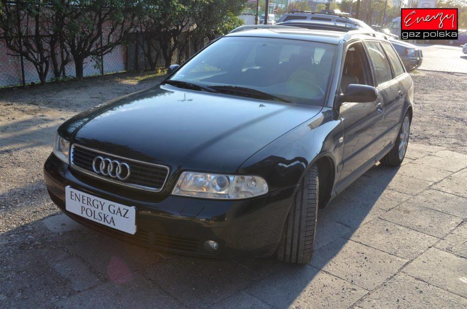 AUDI A4 1.8T 180KM 2000R LPG