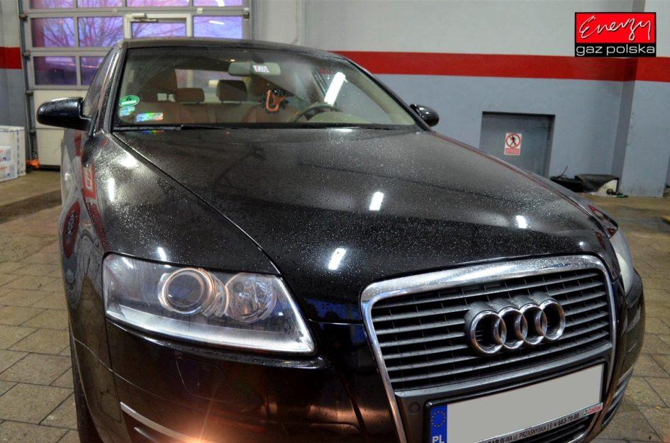 AUDI A6 2.4 2008R 177KM LPG