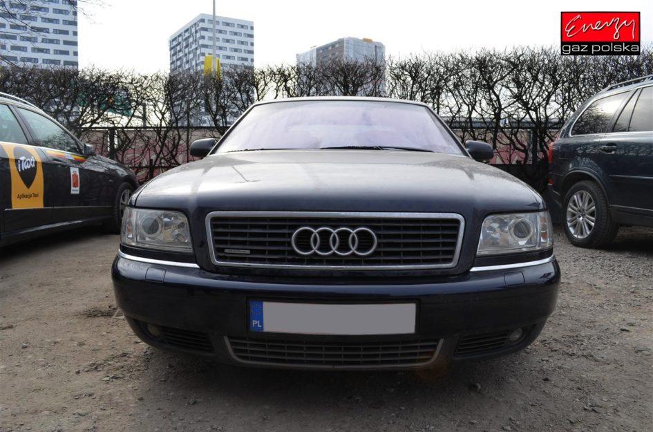 AUDI A8 4.2 V8 310KM 1999R LPG