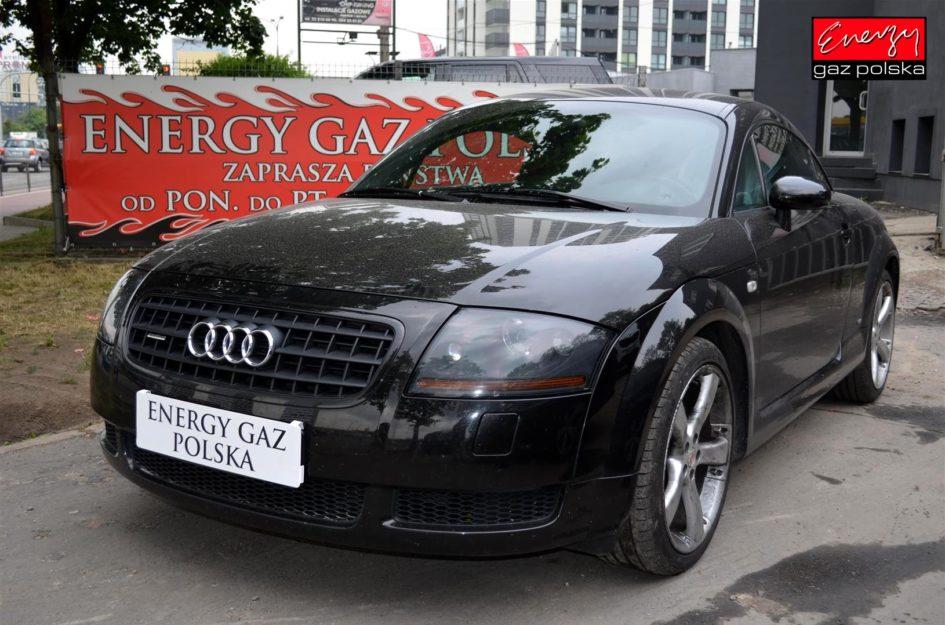 AUDI TT 1.8T 225KM 2003R LPG