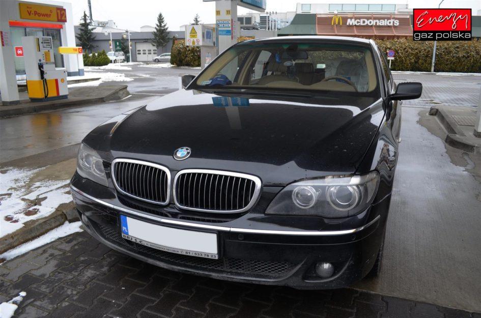 BMW 7 E66 4.4 333KM 2002R LPG