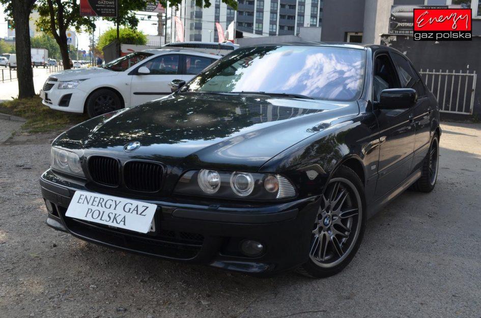 BMW 540 4.4 286KM 2000r LPG
