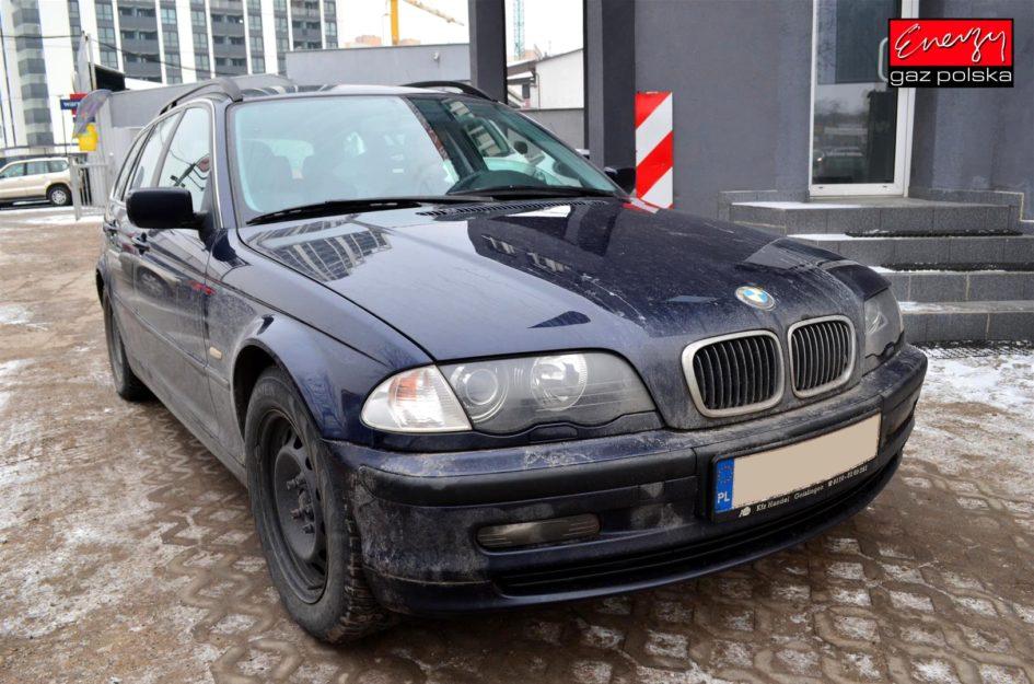 BMW E46 2.2 170KM 2001R LPG