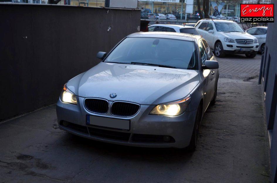 BMW E60 2.2 170KM 2005r LPG