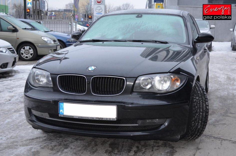 BMW E87 1.6 116KM 2007r LPG