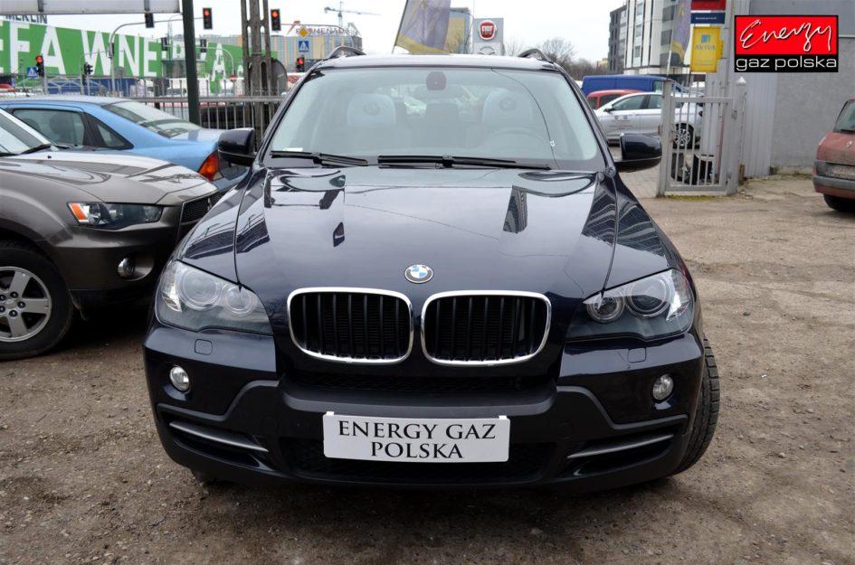 BMW X5 3.0 272KM 2009R LPG