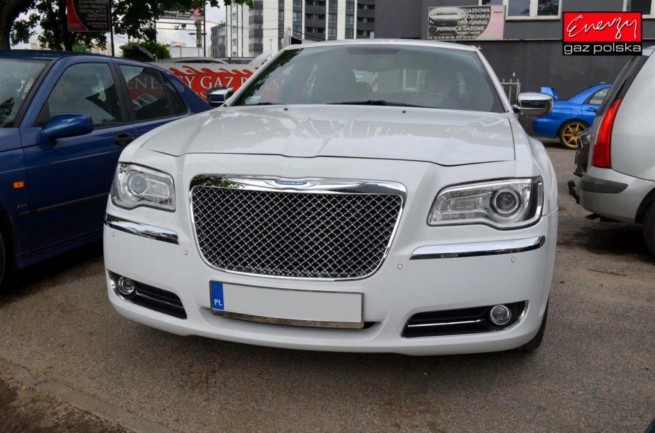 CHRYSLER 300C 3.6 296KM 2011R LPG