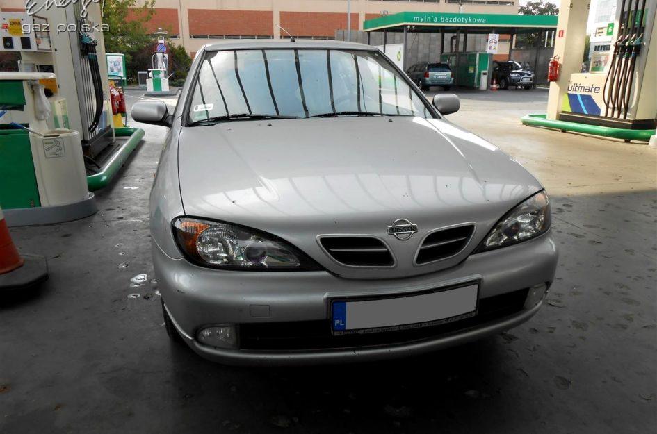 Nissan Primera 1.8 2001r LPG