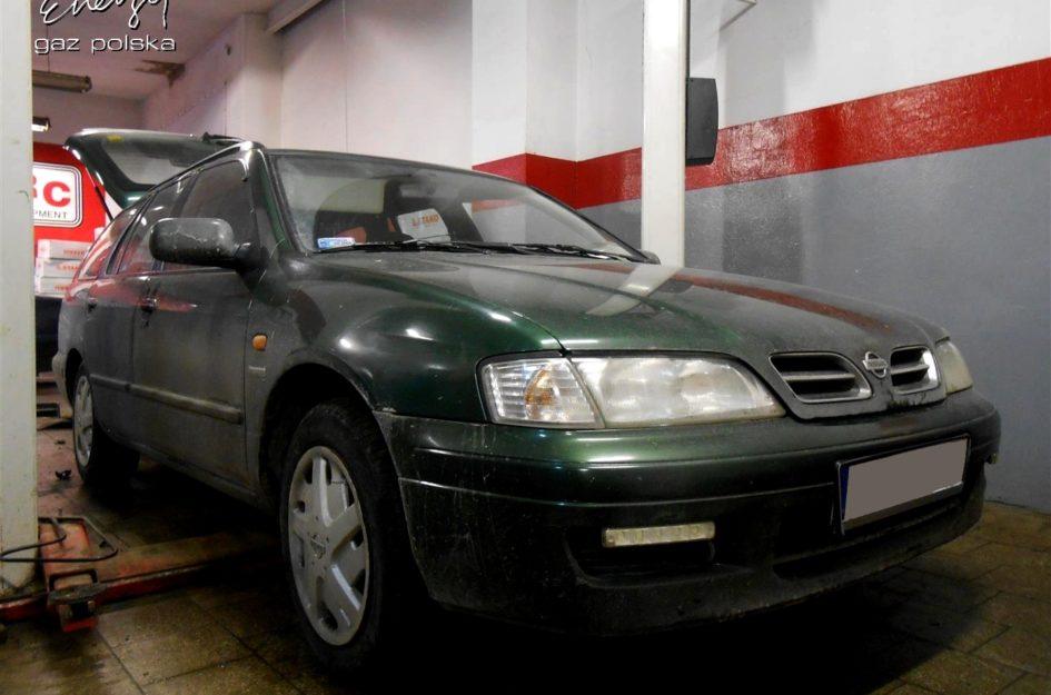 Nissan Primera 2.0 1998r LPG