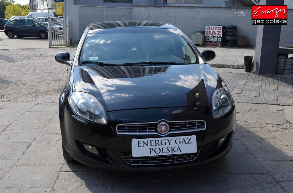 FIAT BRAVO 1.4T 150KM 2010R LPG