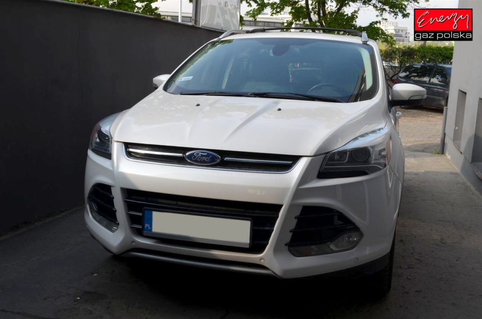 FORD ESCAPE 2.0 240KM 2014R LPG