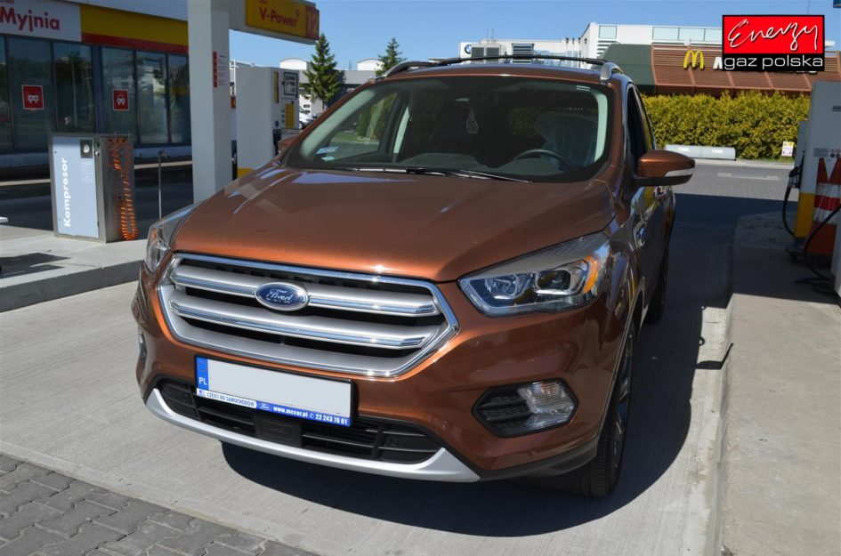 FORD ESCAPE 2.0 240KM 2017R LPG
