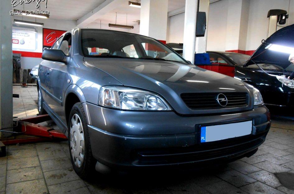 Opel Astra 1.4 2006r LPG