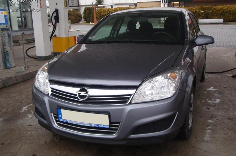Opel Astra 1.4 2007r LPG